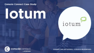 Iotum case study front cover