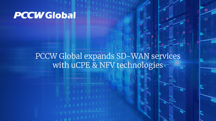 SD-WAN press release image