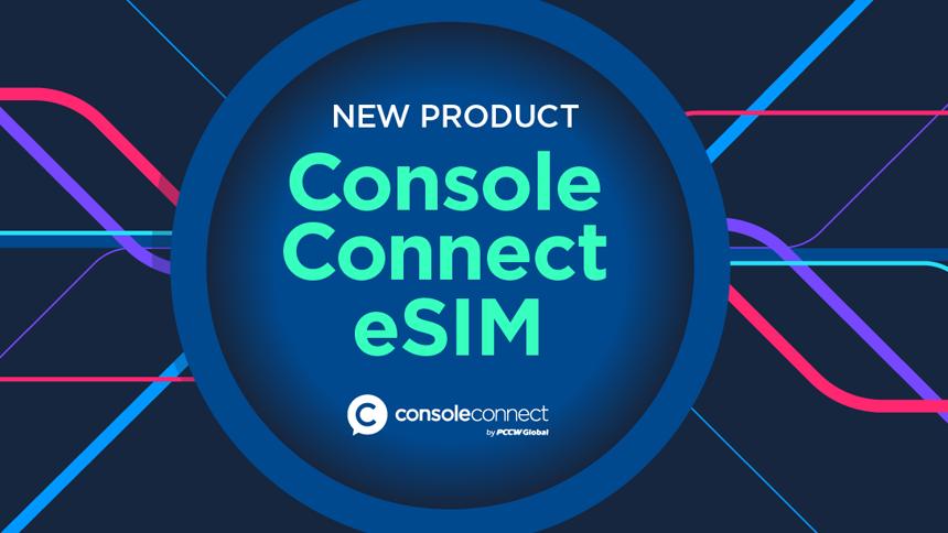 IoT eSim press release image