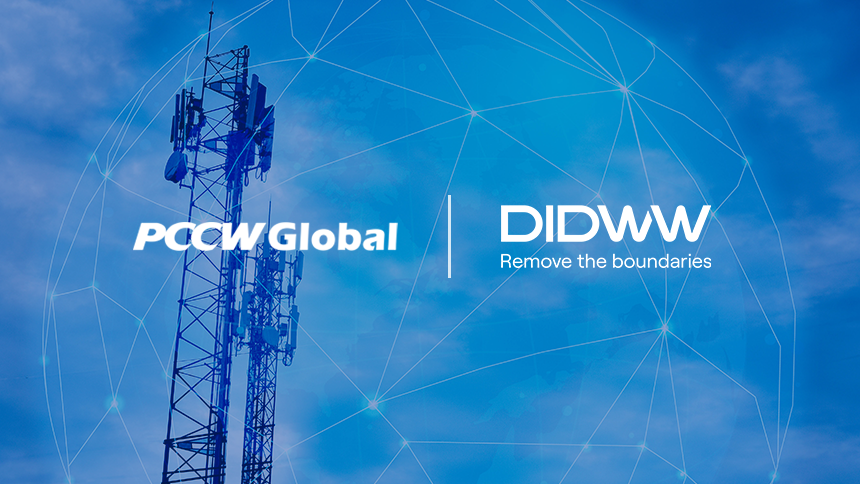 PCCW Global & DIDWW press release image